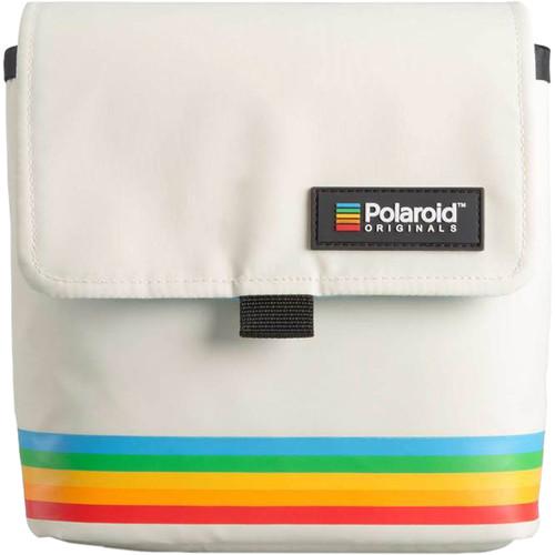 Polaroid Originals Box Camera Bag for 600, SX-70, Impulse, OneStep, OneStep 2 i-Type (White)