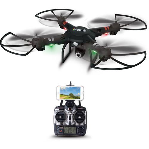 Polaroid PL2300 720p Wi-Fi Quadcopter