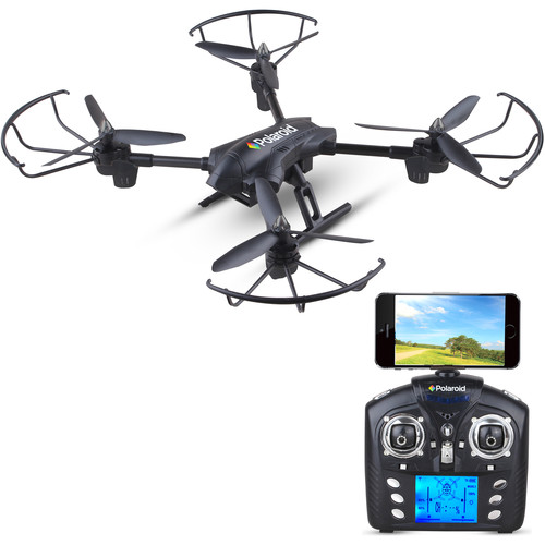 Polaroid PL2400 Quadcopter with 720p Camera