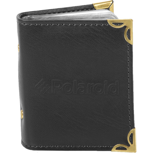 "Polaroid 2 x 3"" Photo Album (Black)"