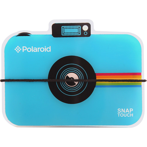 Polaroid Snap Touch Camera Photo Album (Blue)