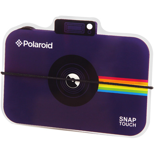 Polaroid Snap Touch Camera Photo Album (Purple)