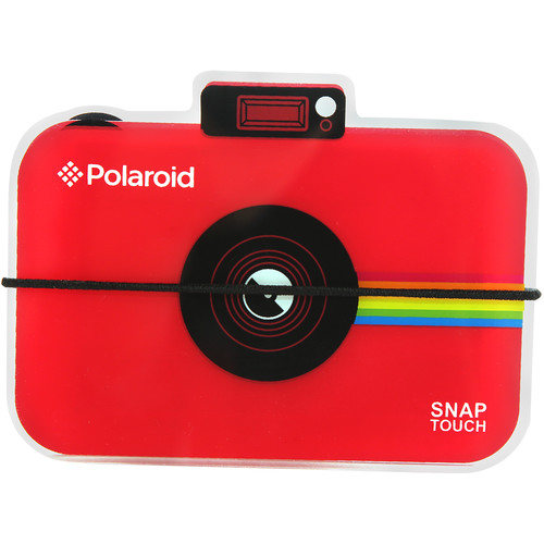 Polaroid Snap Touch Camera Photo Album (Red)