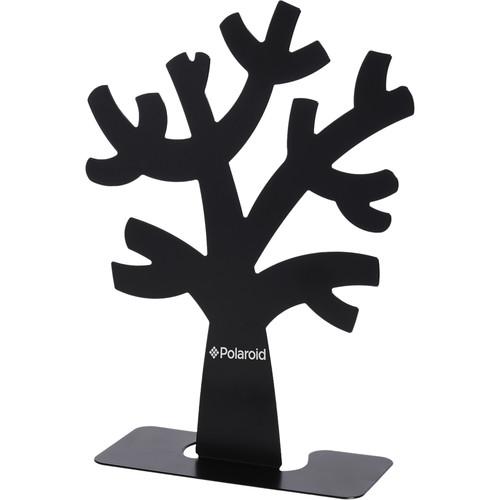 Polaroid Family Tree Stand and Frames (Black)