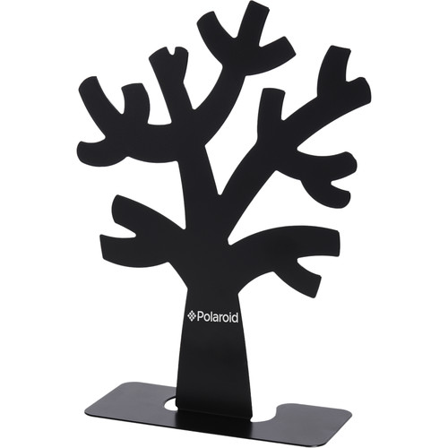 Polaroid Family Tree Stand and Frames (Black)