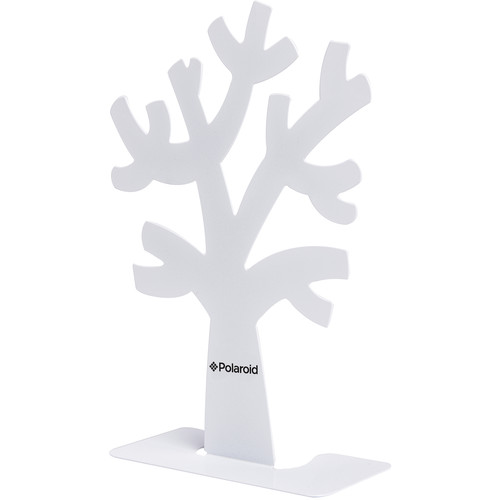 Polaroid Family Tree Stand and Frames (White)