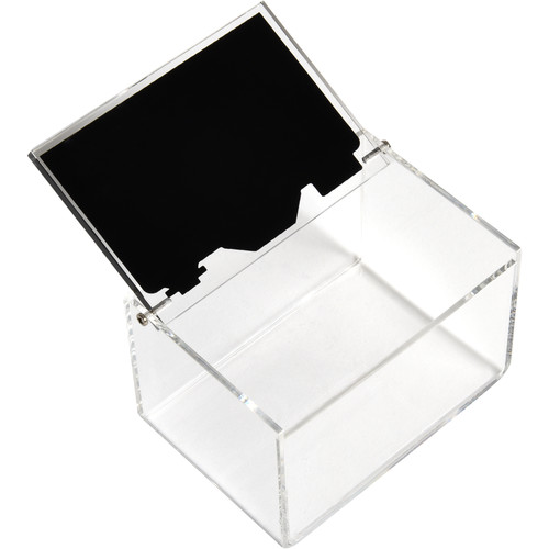 "Polaroid Storage Box for 2 x 3"" Photos (Camera Design)"