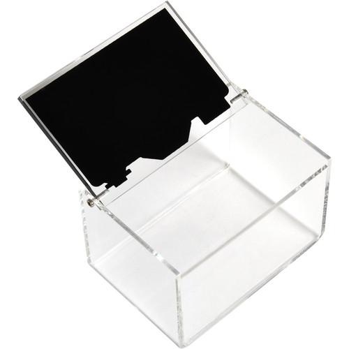 """Polaroid Storage Box for 2 x 3"""" Photos (Camera Design)"""