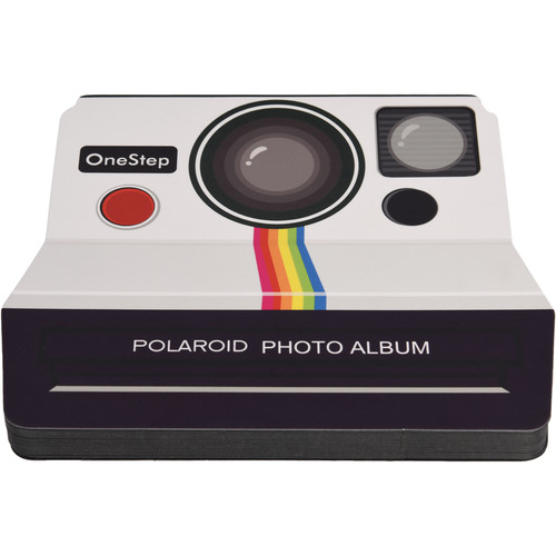 Polaroid Vintage Camera Scrapbook Album