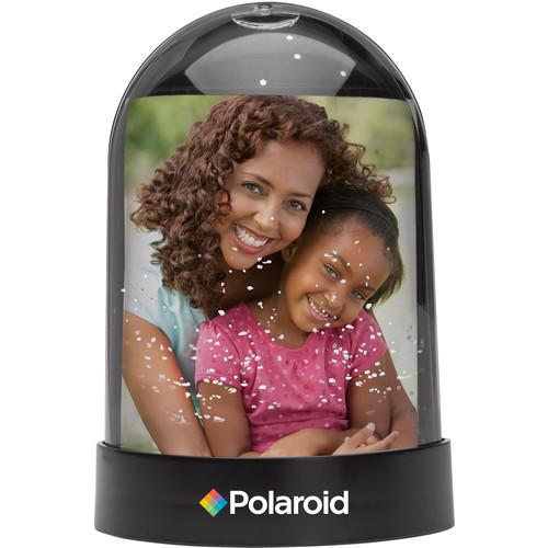 Polaroid Magnetic Snow Globe Photo Frame