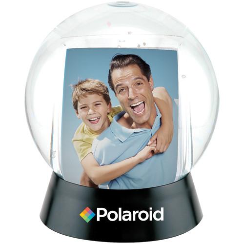 Polaroid Snow Globe Photo Frame