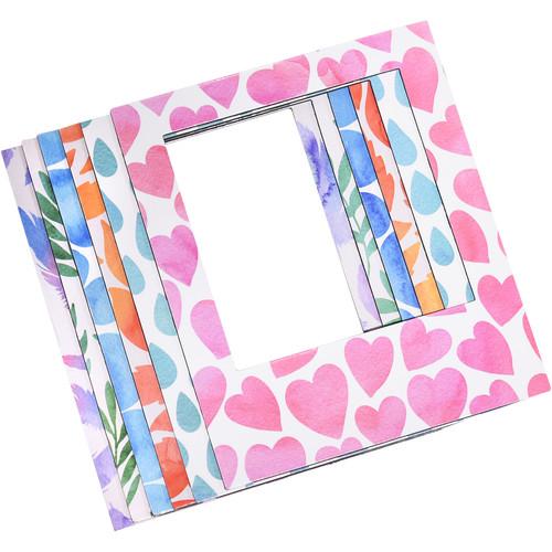 "Polaroid 3 x 4"" Magnetic Photo Frames (6-Pack)"