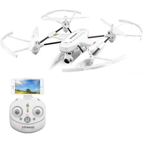 Polaroid PL600 Quadcopter with 1080p HD Wi-Fi Video (White)