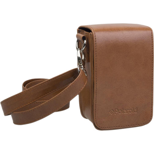 Polaroid Snap and Clip Case for Z2300 Instant Camera (Brown)