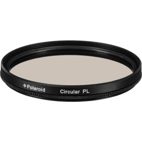 Polaroid 72mm Circular Polarizer Filter