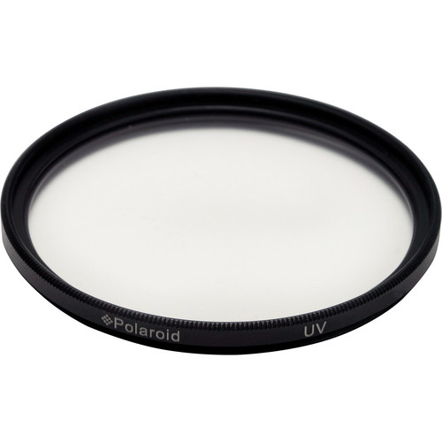 Polaroid 43mm Multi-Coated UV Protector Filter