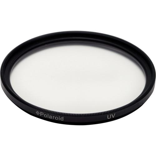 Polaroid 77mm Multi-Coated UV Protector Filter