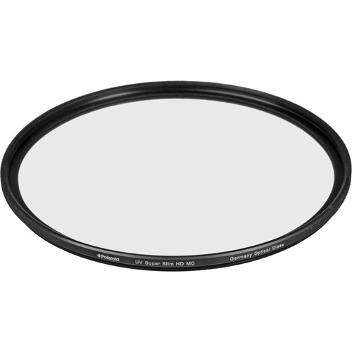Polaroid 62mm Pro UV Protector Filter