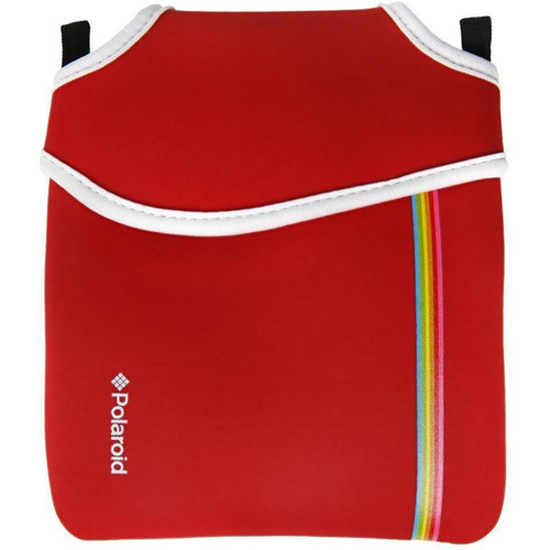 Polaroid Neoprene Pouch for 300 Instant Camera (Red)