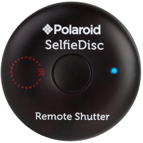 Polaroid SelfieDisc Smart IR Remote Shutter Release