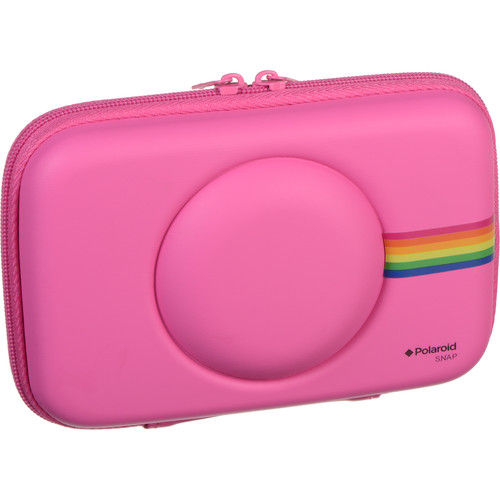 Polaroid EVA Case for Snap and Snap Touch Instant Digital Cameras (Pink)