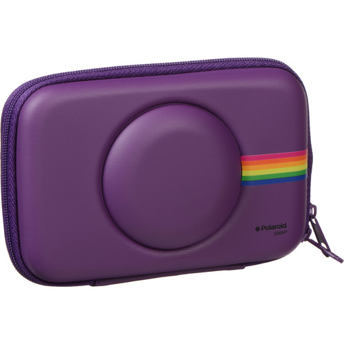 Polaroid EVA Case for Snap and Snap Touch Instant Digital Cameras (Purple)