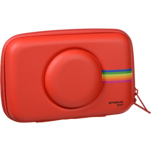Polaroid EVA Case for Snap and Snap Touch Instant Digital Cameras (Red)