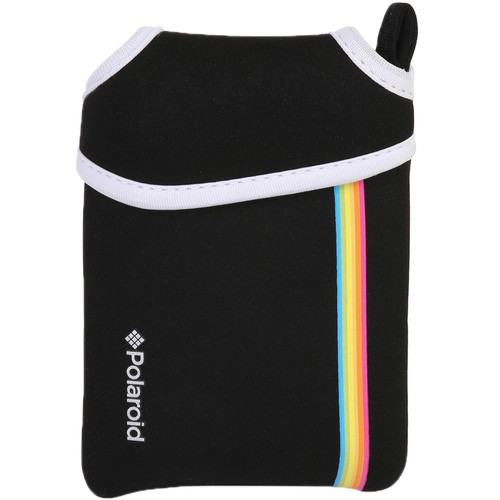 Polaroid Neoprene Pouch for Snap Instant Camera (Black)