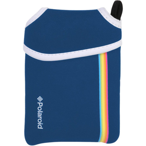 Polaroid Neoprene Pouch for Snap Instant Camera (Blue)