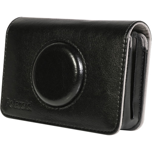 Polaroid Faux Leather Case for Snap Touch Instant Digital Camera (Black)