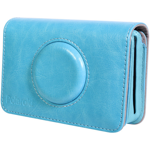 Polaroid Faux Leather Case for Snap Touch Instant Digital Camera (Blue)