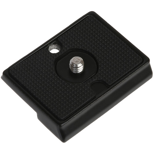"Polaroid Quick-Release Plate for PLTRIC 65"" and PLTRIC75 75"" Carbon Fiber Tripods"