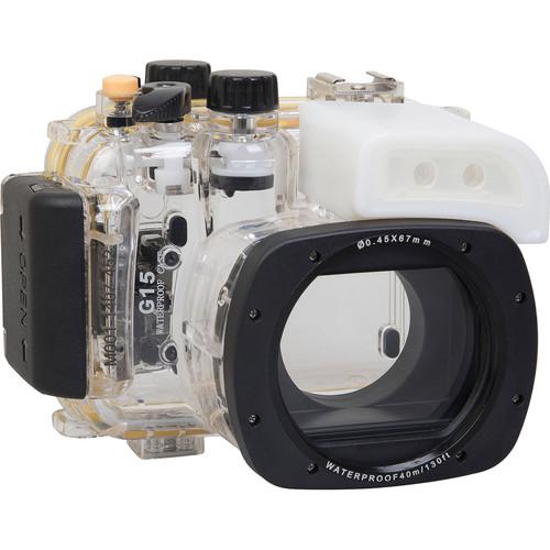 Polaroid Underwater Housing for Canon PowerShot G15