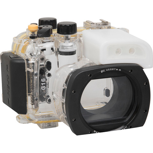 Polaroid Underwater Housing for Canon PowerShot G16