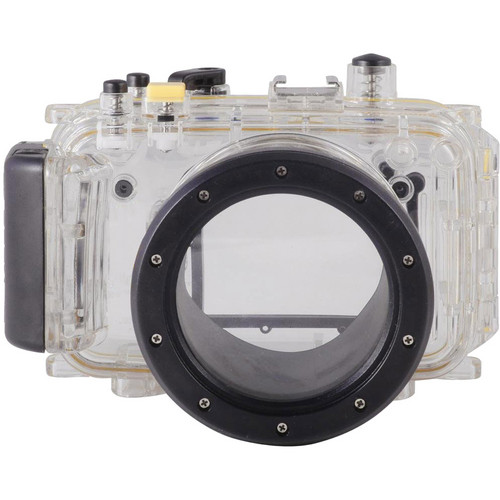 Polaroid Underwater Housing for Panasonic LUMIX GF3 Micro Four Thirds Camera and 14mm Lens