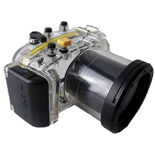 Polaroid Underwater Housing for Panasonic Lumix DMC-GF5 and 14-42mm f/3.5-5.6 Lens