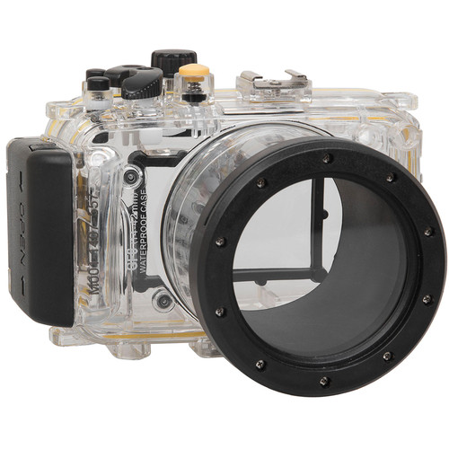 Polaroid Underwater Housing for Panasonic Lumix DMC-GF6 and 14-42mm f/3.5-5.6 Lens