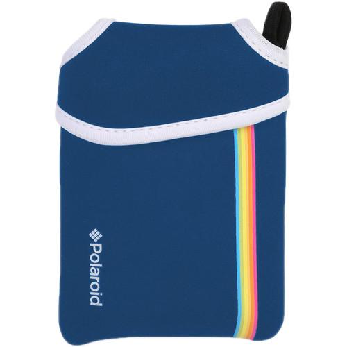 Polaroid ZIP Instant Digital Camera Neoprene Pouch (Blue)