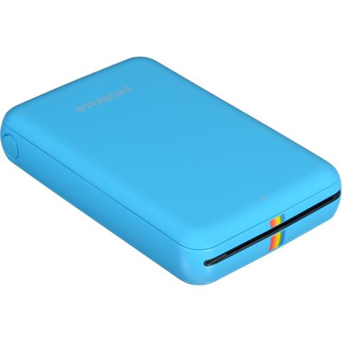 Polaroid Polaroid ZIP Mobile Printer Kit with Pouch (Blue)