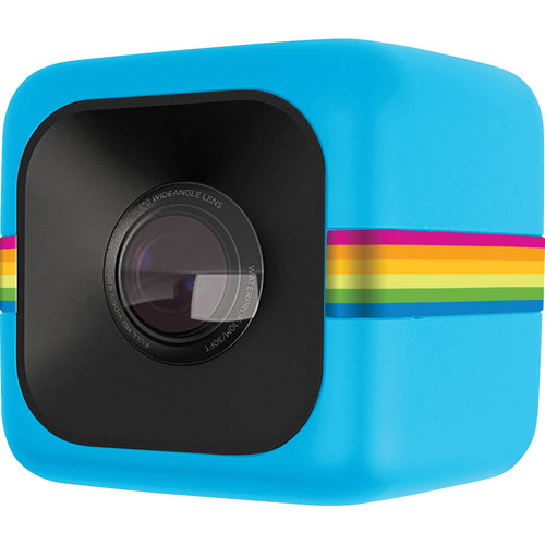 Polaroid CUBE Act Two HD Action Camera (Blue)