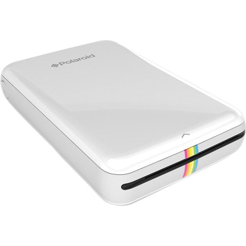 Polaroid ZIP Mobile Printer (White)