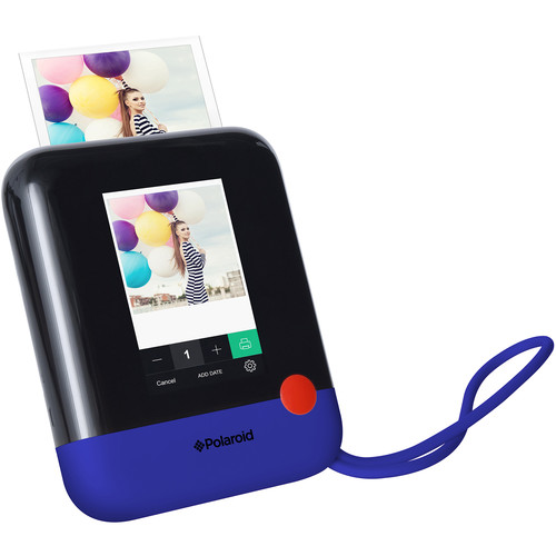 Polaroid Pop Instant Print Digital Camera (Blue)