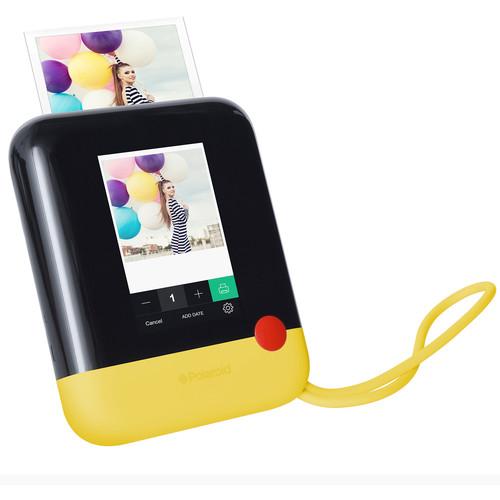 Polaroid Pop Instant Print Digital Camera (Yellow)