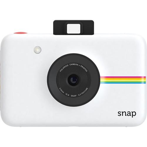 Polaroid Snap Instant Digital Camera (White)
