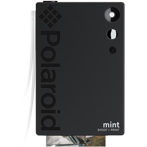 Polaroid Mint Shoot  Printer (Black)