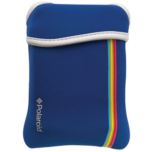 Polaroid Neoprene Pouch for Z2300 Instant Camera (Blue)