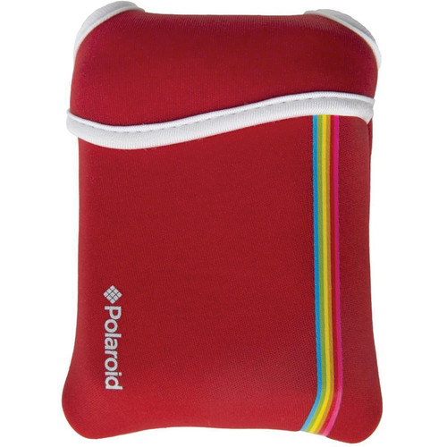 Polaroid Neoprene Pouch for Z2300 Instant Camera (Red)