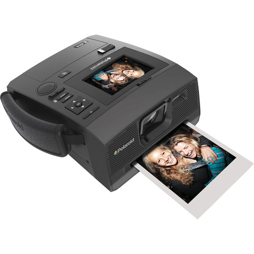 Polaroid Z340 Instant Digital Camera with Universal Adapters