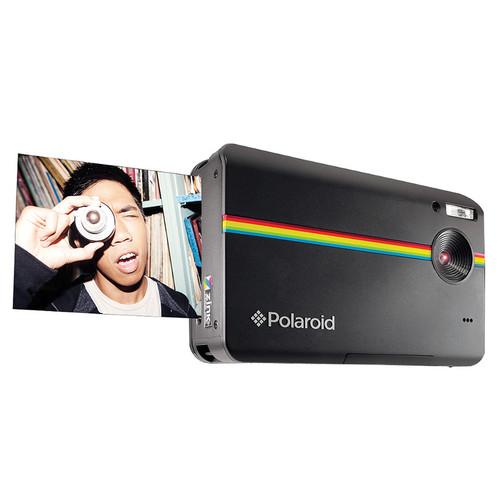 Polaroid Z2300 Instant Digital Camera Kit with 100 Sheets of Photo Paper (Black)