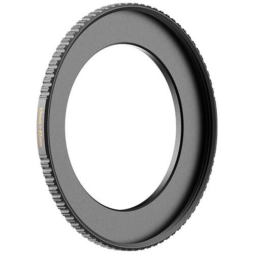 PolarPro Brass 49-67mm Step-Up Ring